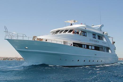 Корабль M/Y Al Farouk II